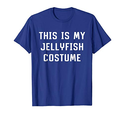 This Is My Jellyfish Costume Halloween Funny