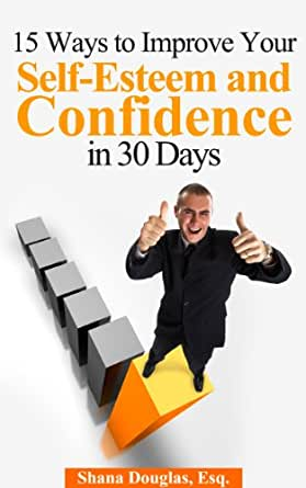 Books to improve self esteem and confidence