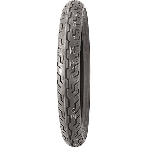 (Dunlop D401 Front Motorcycle Tire 90/90-19 (52H) Black Wall - Fits: Harley-Davidson Softail Rocker Custom FXCWC 2008-2011)