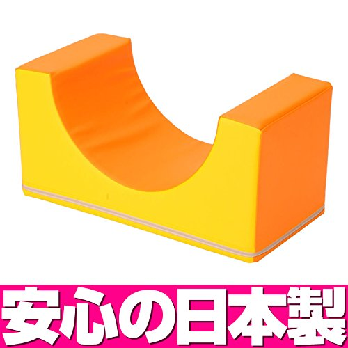 キッズコーナー マンモスブロック(単品) ビックポールアシスト BM-2/日本製 室内 遊具 大型 ブロック 【ワークス】 B00O1L0NYM
