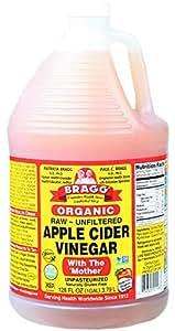 BRAGG Apple Cider Vinegar, 1 x 3.8 l