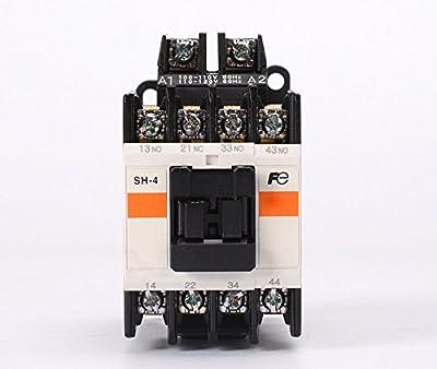 FUJI Electric Contactor SH-4 Magnetic Contactor 220V New in box