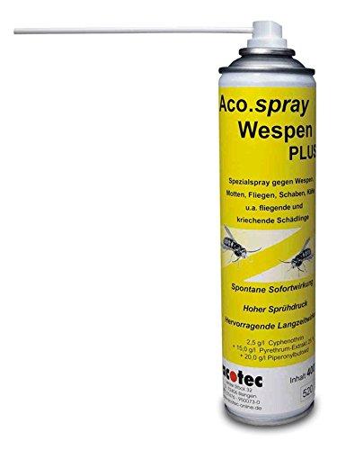 ACO.spray Wespen PLUS Wespenspray