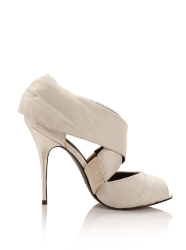 Leona Toe and Elizabeth Women's Pumps James Open Bone SgFHaqw
