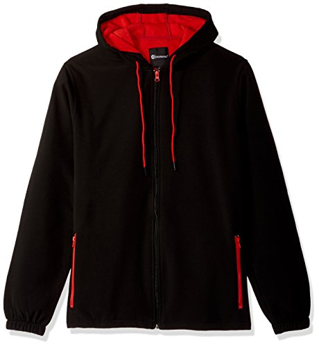 Homme On Blouson Jacket Sleeve Akademiks Long Universitaire Black q0dCqg