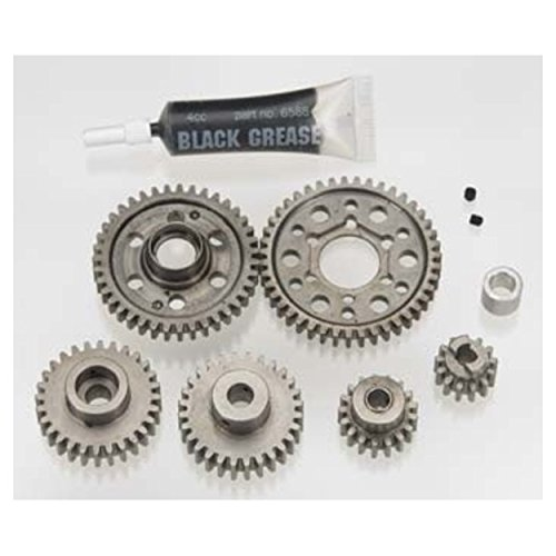 (Robinson Racing Products 8002 FWD Revo/Maxx 3.3 Standard Ratio Only Gear Kit )