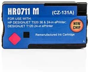 Cartucho de tinta Compatible para impresora Hp DesignJet T52024