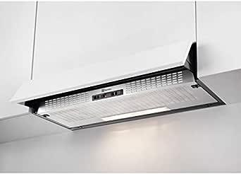 Electrolux – Campana integrada LFE 126 K Acabado Negro De 60 Cm: Amazon.es: Grandes electrodomésticos