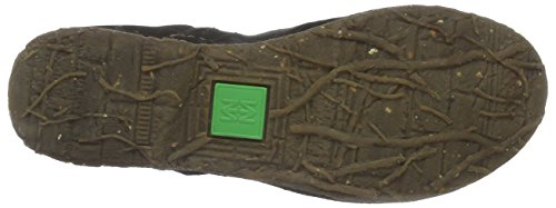 El Naturalista Damen N996 Lux Stivali In Camoscio Nero / Angkor Chelsea Schwarz (n01 Nero)
