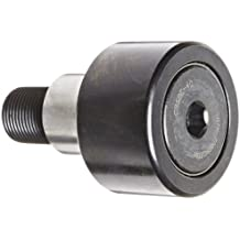 McGill CFH3 Cam Follower, Heavy Stud, Unsealed/Slotted, Inch, Steel, 3 Roller Diameter, 1-3/4 Roller Width, 2-1/2 Stud Length, 1-1/2 Thread Size, 4-9/32 Overall Length, 1-1/2 Stud Diameter - фото 5
