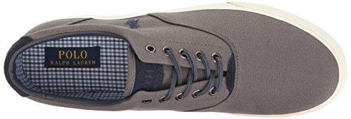 Polo Ralph Lauren Heren Vaughn-sk Sneaker Steenkool