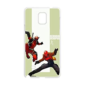 Shrewd capable deadpool Cell Phone Case for Samsung Galaxy Note4