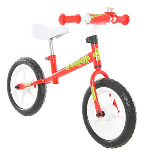 Vilano No Pedal Push Balance Bicycle for Children, Red by Vilano (Image #9)