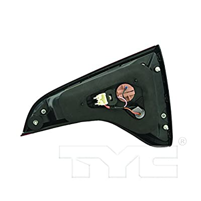 TYC 17-5457-00-1 Compatible with Kia Sorento Replacement Reflex Reflector: Automotive