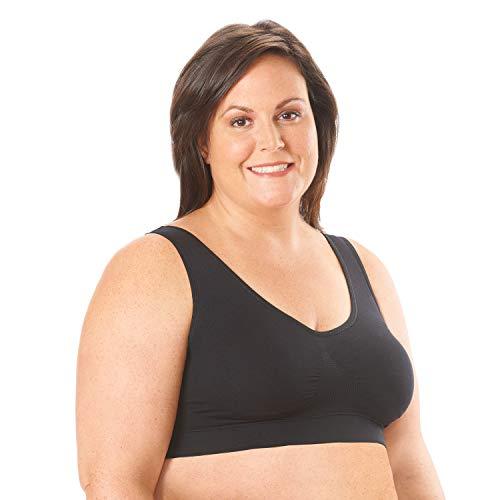 Women s Genie Bra (TM) 3 Pack of Comfort Sports Bras in - Import It All 7a2cecaff