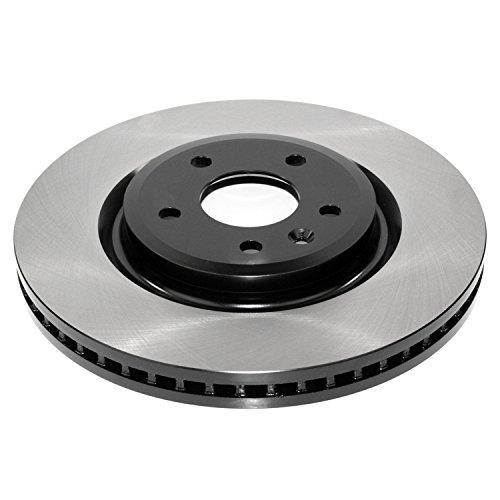 DuraGo BR90102002 Front Vented Disc Premium Electrophoretic Brake Rotor