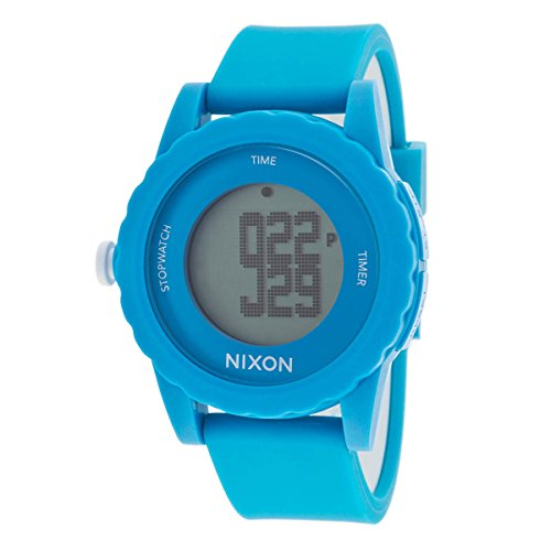 Nixon Genie Watch Sky Blue, One Size (Watches Nixon Genie)