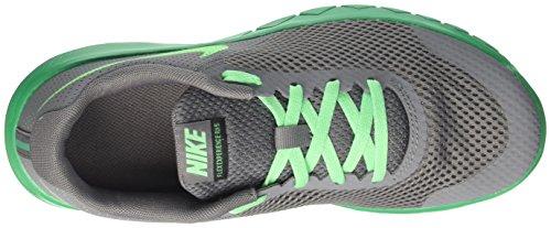 Nike Flex Experience 5 Gs - Zapatillas de running Niños Gris (Cool Grey/electro Green/stadium Green/black)