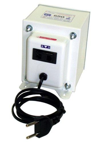 日章工業 トランスフォーマSKシリーズ(電圧アップダウン両用タイプ)AC220V⇔AC100V550W SK-550E B0017H8IJ0