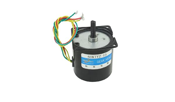a13060700ux0251 UXCE9 Uxcell Synchronous Reduction Gear Motor Uxcell