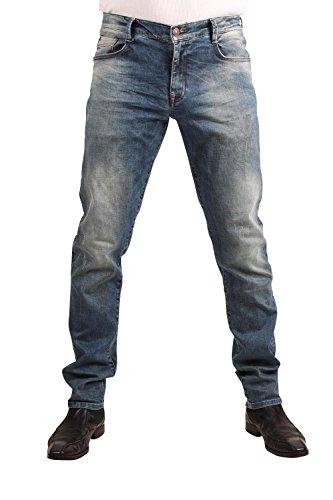 LTB Stretch-Jeans JUSTIN X 50918-51143 Avventura Wash Slim-Tapered: Weite: W28 | Länge: L36