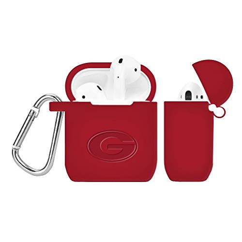Affinity Bands Georgia Bulldogs Debossed Airpod Case Cover