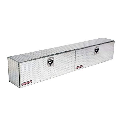 (Model 396-0-02 Hi-Side Box, Aluminum, 11.8 cu ft)
