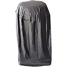 """iCOVER Universal Vertical classic outdoor BBQ Barbecue cover, Dome Smoker cover, Bullet smokers cover, vertical fire pit cover up to 29"""" (Dia) x 38"""" (tall) for weber char-broil Brinkmann"""