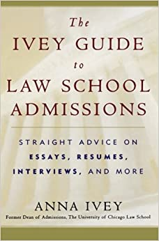 Essay for admission to law school