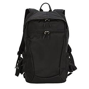 YuHan Multi-function Waterproof Anti-shock SLR/ DSLR Camera Backpack with 15-Inch Laptop Rucksack Inner Padding, Large, Black