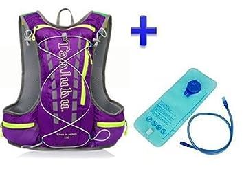 Theoutlettablet® Mochila Impermeable Bici para Ciclismo Bicicleta Bolsa Hidratacion Agua (2L) Mochila Capacidad 15 litros Montaña: Amazon.es: Electrónica