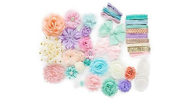 Lullaby: Kit de fabricación de diadema para recién nacido ...