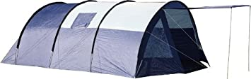 Leben Aachen 6 Six Person Man C&ing Tunnel Tent & Leben Aachen 6 Six Person Man Camping Tunnel Tent: Amazon.co.uk ...