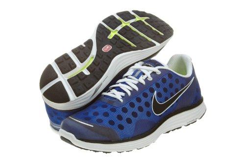 Nike Lunarswift + 2 Mannen Doorweekt Blauw / Zwart - Wit