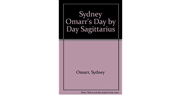 Sagittarius 1997 (Omarr Astrology): Sydney Omarr