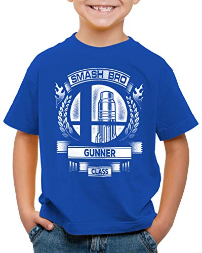 n A Smash Pour Super Enfants Ultimate T t Bleu Brothers Gunner Brawl Switch shirt AqwdRw