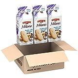 Pepperidge Farm, Milano, Cookies, Double Milk Chocolate, 7.5 oz, Bag, 3-count