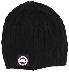 Canada Goose chilliwack parka outlet 2016 - Amazon.com : Canada Goose Women's Merino Cable Beanie (One Size ...
