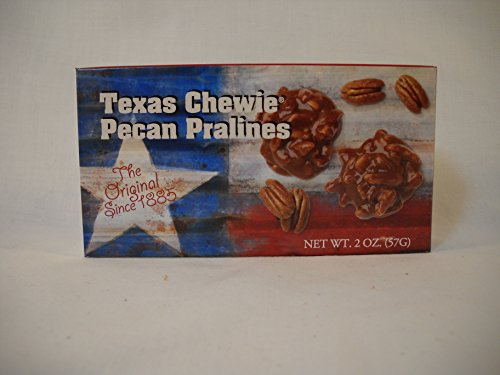 Texas Flag Praline Box