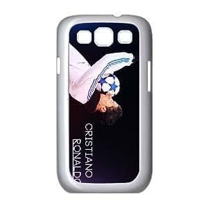 Sports cristiano ronaldo 10 Samsung Galaxy S3 9300 Cell Phone Case White DIY Ornaments xxy002-9170288