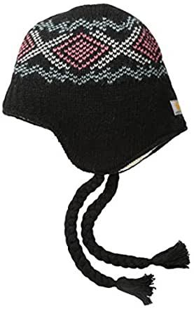 Carhartt Women's Picket Ear Flap Hat,Wild Rose (Closeout),One Size