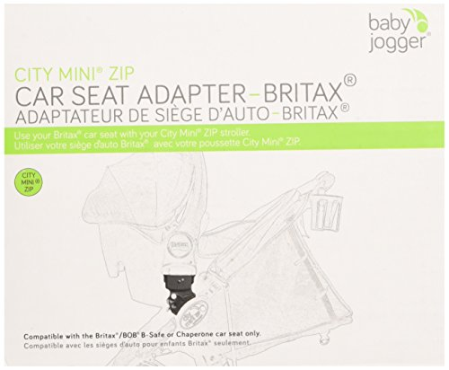 Baby Jogger City Mini Zip Car Seat Adapter Britax Bob