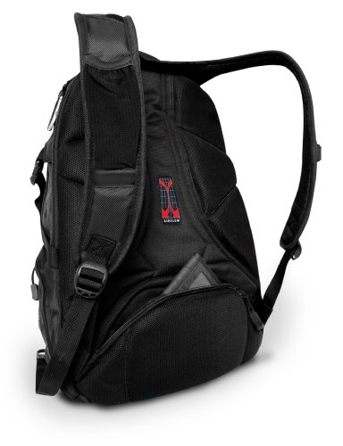 Amazon.com: Wenger SA1537 Black Laptop Computer Backpack - Fits ...
