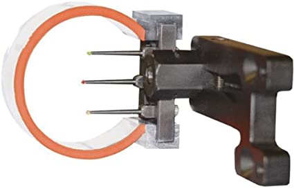 """Individual archery or rifle sight fiber optic strands by size /& color 6/"""" piece"""