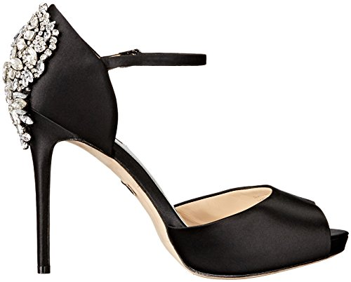 Badgley Mischka Women's Dawn Dress Sandal Black outlet low shipping free shipping footlocker pictures geniue stockist cheap price tumblr sale online X9H78