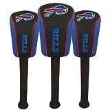 Buffalo Bills NFL Golf Mesh Set of 3 Headcovers