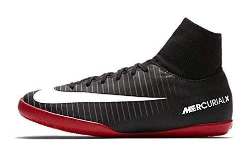 Nike JR mercurialx Victory 6DF IC Black/White de Dark Grey de universi Multicolor