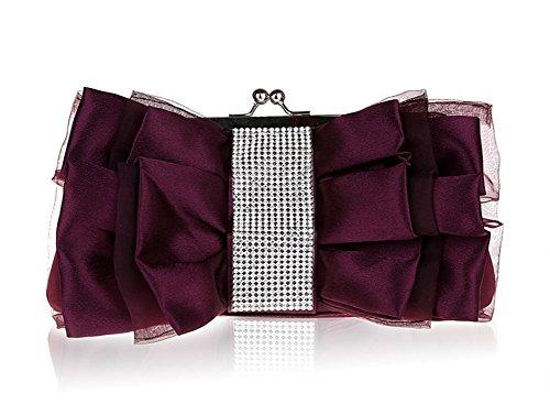bolso de la señora del diamante/Dulce novia del embrague/paquete de banquete de la moda/banquete de alto grado-C E