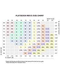 FLATSEVEN Mens Slim Fit Cotton Stylish Casual Blazer Jacket (BJ202) Pink, M