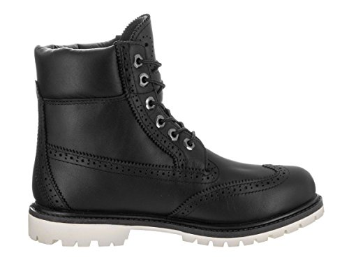 Wingtip Black Boot Women's Premium Brogue 6 Timberland xqP68ZZ